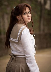 Cosplay-Cover: Makoto Kino (Schuluniform)
