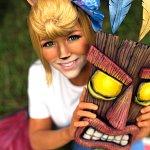 Cosplay: Coco Bandicoot [Warped]