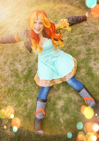 Cosplay-Cover: Sunset Shimmer
