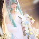 Cosplay: Hatsune Miku