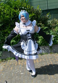 Cosplay-Cover: Rem [レム]