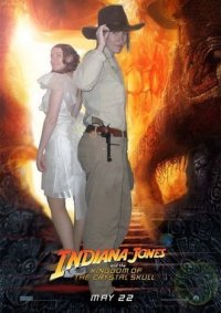 Cosplay-Cover: Marion Ravenwood