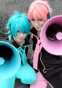 Cosplay-Cover: Luki Megurine - [ Love is War ]