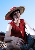 Cosplay-Cover: Luffy D. Monkey