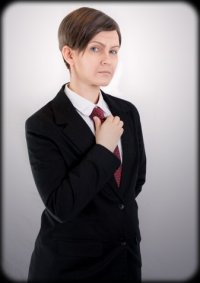 Cosplay-Cover: Niles [Die Nanny]