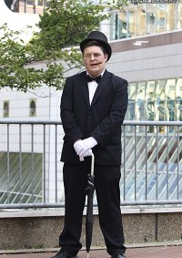 """Cosplay-Cover: Oswald Chesterfield Cobblepot """"The Penguin"""""""