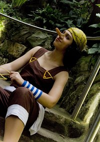 Cosplay-Cover: Lysop/Usopp