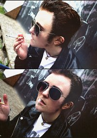 Cosplay-Cover: Greaser