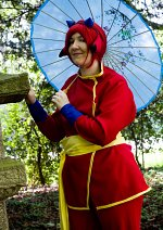 Cosplay-Cover: Mushu ~ Gijinka