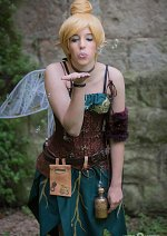 Cosplay-Cover: Tinkerbell (Steampunk Eigencreation)