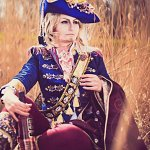 Cosplay: France - Francis Bonnefoy (CD Outfit II)