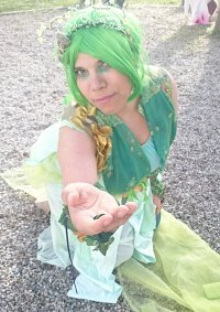 Cosplay-Cover: Absinth Fee