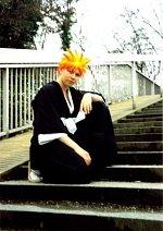 Cosplay-Cover: Ichigo Kurosaki (Shinigami)