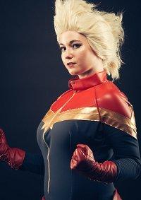 Cosplay-Cover: Carol Danvers/Captain Marvel