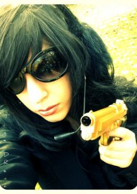 Cosplay-Cover: Agent R (M.I.B.)