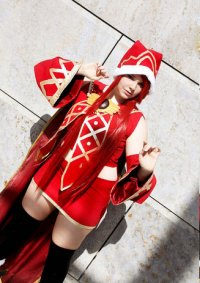 Cosplay-Cover: Flame Wizard