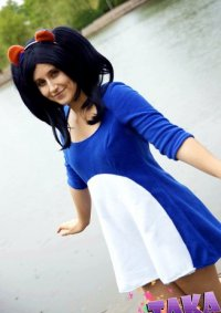 Cosplay-Cover: Bouncy Mouse [Gijinka]