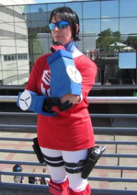 Cosplay-Cover: Percy(Perceptor Sommer-Outfit Human)