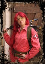 Cosplay-Cover: Janine Melnitz