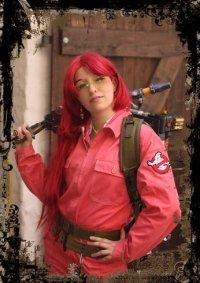 Cosplay-Cover: Janine Melnitz
