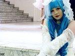 Cosplay-Cover: Miku Hatsune [Ballgown]