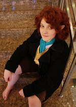 Cosplay-Cover: Bilbo Baggins (The Hobbit)