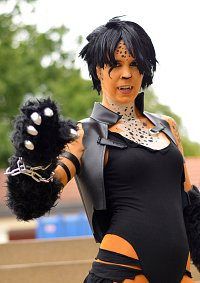 Cosplay-Cover: Cheetah - Stealth Version (Ame-Comi)