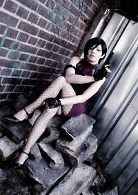 Cosplay-Cover: Ada Wong (Re:DC)