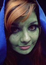 Cosplay-Cover: Miss Martian