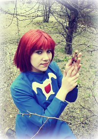 Cosplay-Cover: Nausicaä