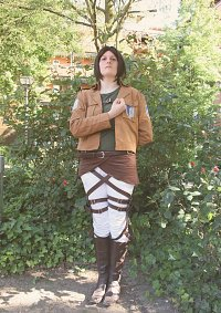 Cosplay-Cover: Ymir