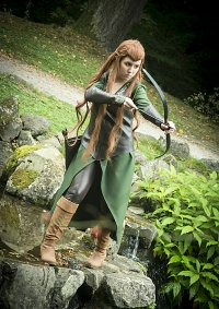Cosplay-Cover: Tauriel Vers. 2