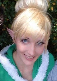 Cosplay-Cover: TinkerBell - The Secret of the Wings