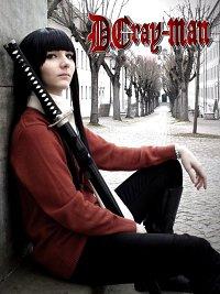 Cosplay-Cover: Kanda Yû [Artwork]