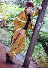 Cosplay-Cover: Kagami [Firefighter]