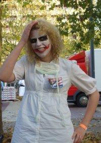 Cosplay-Cover: Joker-Nurse