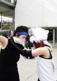 Cosplay-Cover: Zabuza