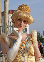 Cosplay-Cover: Cinderella (Golden Princess)