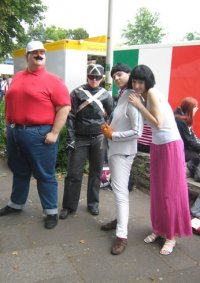 Cosplay-Cover: Speed Racer