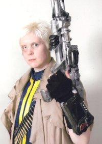 "Cosplay-Cover: Darwynn [Fallout 3] [""Vault-101""-Charakter]"