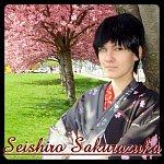 Cosplay-Cover: Seishirou Sakurazuka [Kimono]