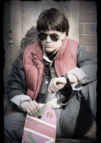 Cosplay-Cover: Marty McFly (Back to Future)