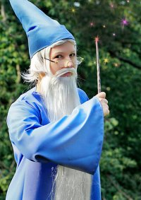 Cosplay-Cover: Merlin