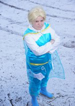 Cosplay-Cover: Elsa von Arendelle [Male Version]