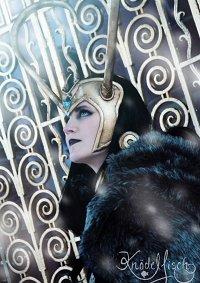 Cosplay-Cover: Lady Loki