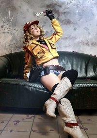 Cosplay-Cover: Cindy / Cidney Aurum [FFXV]