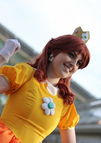 Cosplay-Cover: Prinzessin Daisy