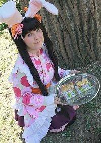 Cosplay-Cover: Homura Akemi [Kimono]