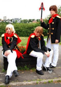 Cosplay-Cover: Ace  (Type-0)