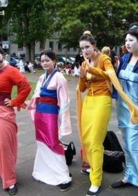 Cosplay-Cover: Yao - Hässliche Konkubine (Mulan)